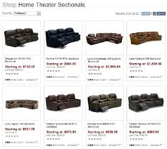 lane benson sofa sofa options for your media room by sofas and sectionals blog