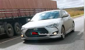 Flagra: Leitor fotografa Hyundai Veloster turbo e Equus reestilizado ...