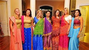 what to wear to a sangeet ceremony