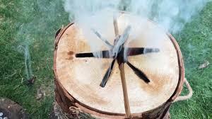 light and go bonfire testing light n go bonfire log youtube
