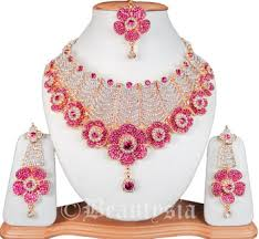 beautiful necklace online images Jewelry online shopping beautiful necklace set buy fancy jpg