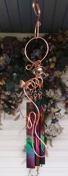 116 best windchime images on glass wind chimes garden
