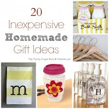 20 inexpensive homemade gift ideas the thrifty frugal mom gift