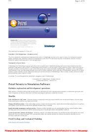 petrel2011 part1 pdf documents