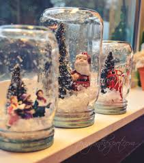 40 fun u0026 pretty diy snowglobes to make yourself