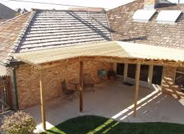 Building A Covered Porch Roof Covered Patio Ideas On A Budget Roof Over Patio Appealing