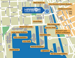 Pratt Map Beat The Heat At The National Aquarium U0026 Port Discovery Events