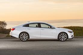 2016 chevrolet malibu 2 0t first test review motor trend