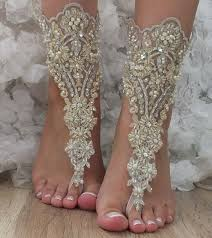 barefoot sandals for wedding foot jewelry for wedding starfish barefoot sandals wedding