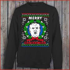 merry chrithmith donald sweater chrithmith