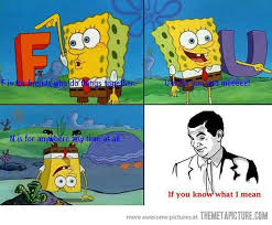 Spongebob Squarepants Meme - punch to the childhood childhood ruined childhood and spongebob