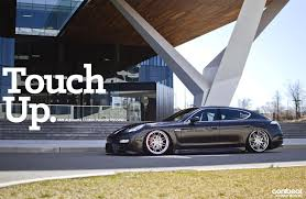 slammed porsche the hottest looking porsche panamera i have ever seen clublexus