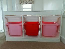 ikea trofast toy storage unit with boxes in kelvindale glasgow
