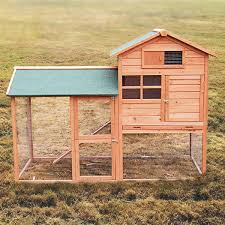 Rabbit Hutch With Large Run Extra Large Rabbit Hutch With Run Palermo 7ft Pet Ferret And