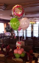 Table Top Balloon Centerpieces by Balloon Decorations Balloon Decorations In New Jersey Balloon