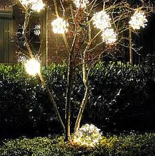 lighted balls outdoor lighting and ceiling fans