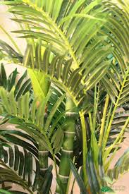 artificial areca palm tree 1 5m multiple trunks