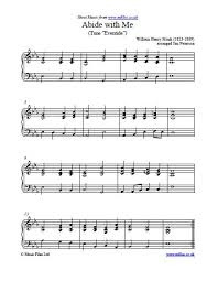 Comfort Me Lyrics Abide With Me Tune Eventide Is A Well Known Hymn Tune The