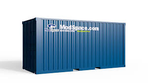 8 u0027 x 20 u0027 portable storage units modspace