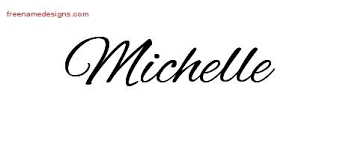 lively script name free tattoo design maker michelle pinterest