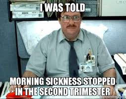 Morning Sickness Meme - morning sickness not just in the morning remedies that worked