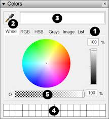 choosing colors sketchup knowledge base