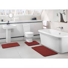 Bathroom Rug Sets Clearance by Large Bathroom Rugs Bed Bath And Beyond Bathroom Design