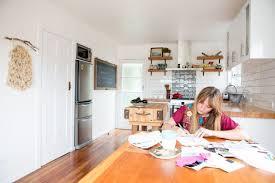 Home Design Store Nz Step Inside A New Zealand Based Fashion Designer U0027s Bohemian Home