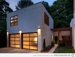 15 detached modern and contemporary garage design inspiration