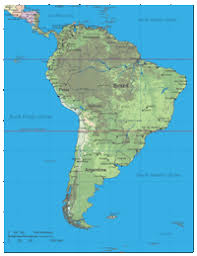 map of cities in south america editable south america countries provinces capitals and cities