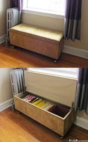 File Cabinet Seat Best 25 Diy File Cabinet Ideas On Pinterest File Cabinet Desk