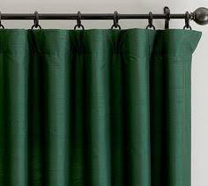 Green Grommet Curtains Prospect U0026 Vine Kelly Green Curtain 84