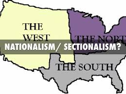 nationalism and sectionalism sutori