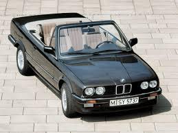 Bmw M3 1990 - bmw série 3 e30 cabriolet 1986 1990 vue av photo bmw bmw