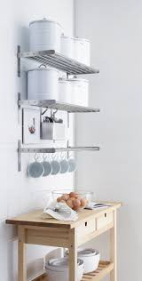 lovely kitchen wall organization wall storage home design