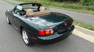 1996 mazda mx 5 miata information and photos zombiedrive