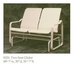 Halcyon Patio Furniture Samsonite Replacement Slings