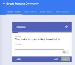 Translate Meme - decided to join the google translate volunteer community its good
