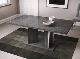 modern grey dining table modern dining tables glass dining tables dining room furniture
