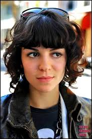 hairstyles fir bangs too short curly hair how to make short hair with bangs short hair with bangs