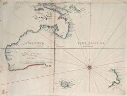World Map Of Seas by Exploration Maps And Charts Discovery Of Australia By Sea