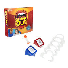 aliexpress com buy speak out game ya u0027 mouth game mouthguard