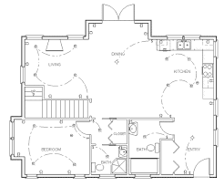 draw a house plan make your own blueprint how to draw floor plans