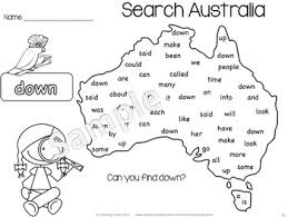 australia for kinder kids has 50 fun language and math u0027australia