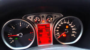 ford focus check engine light ford focus 2 engine malfunction youtube