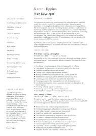 web designer resume sample u2013 topshoppingnetwork com