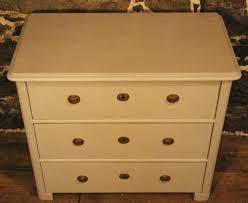 10702 antique swedish painted three drawer chest circa 1880 sold