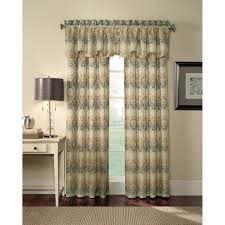 63 Inch Drapes Montauk Sheer Curtain Panel Walmart Com