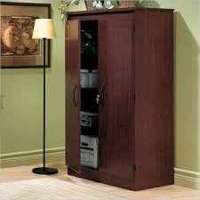 Sauder Palladia Armoire Cherry Wardrobe Armoire Bedroom Armoire Tv Armoire One Way Furniture