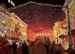 christmas orlando theme park round up disney world universal